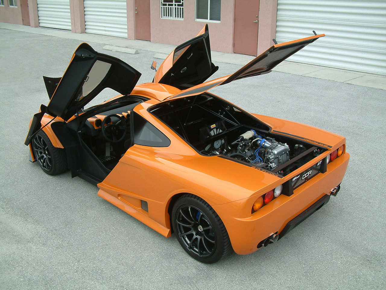 Auto Repair For Sale Miami: DDR Launches McLaren F1-influenced Miami GT With Acura RSX