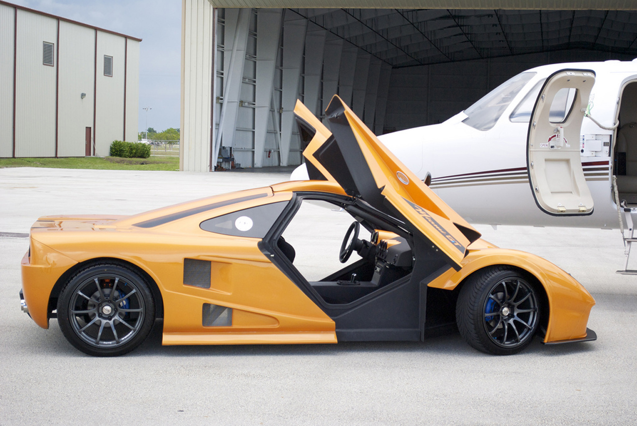 DDR Launches McLaren F1-influenced Miami GT With Acura RSX