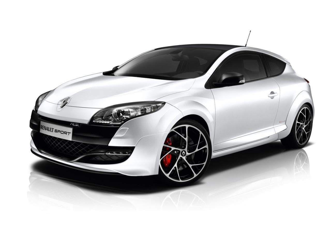 renault megane rs 250 monaco grand prix limited edition gilds the lily autoblog. Black Bedroom Furniture Sets. Home Design Ideas