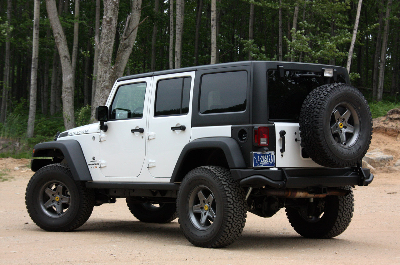 Aev Jeep For Sale >> 2011 AEV Jeep Wrangler Hemi - Autoblog