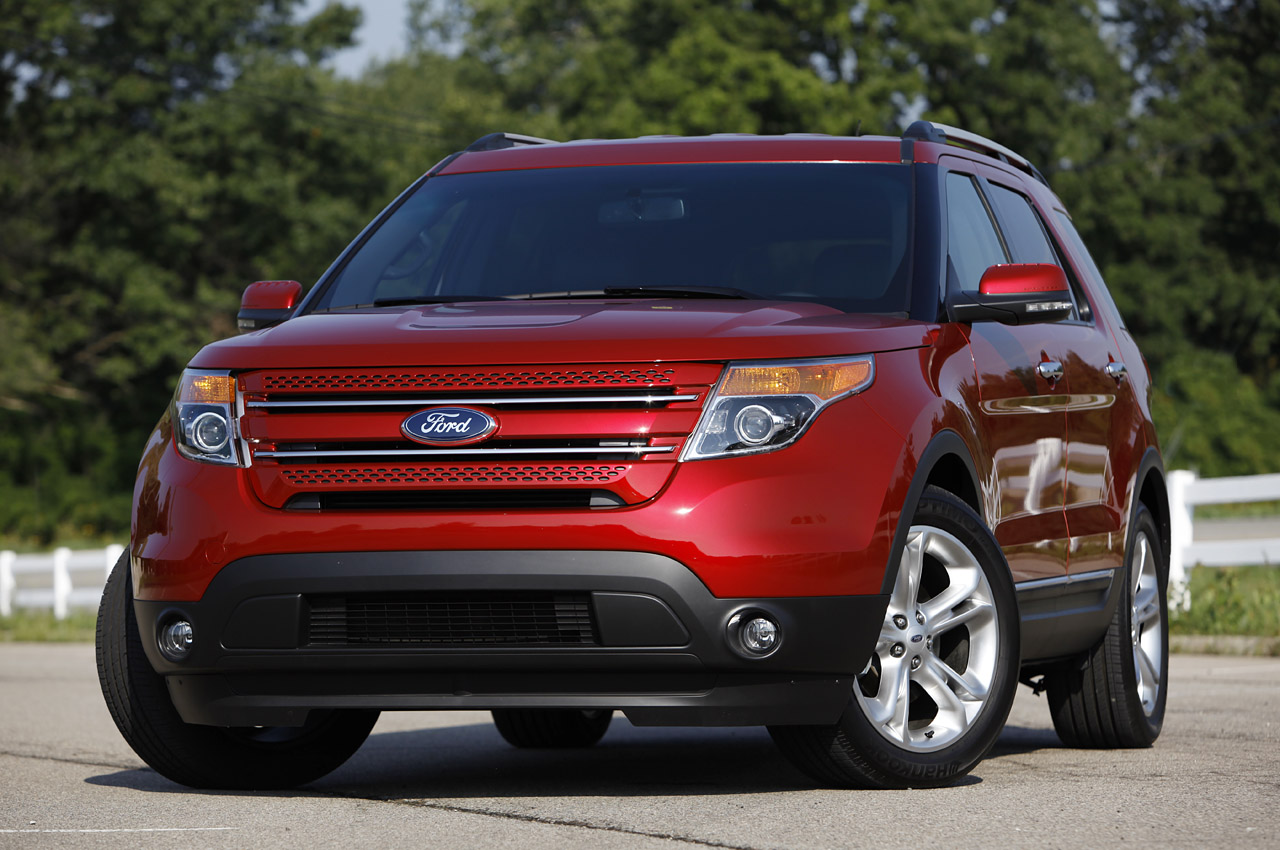 Ford Certified Pre Owned >> 2012 Ford Explorer EcoBoost - Autoblog
