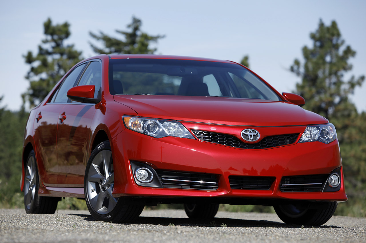 2012 Toyota Camry First Drive Photo Gallery Autoblog Le Engine Diagram Of