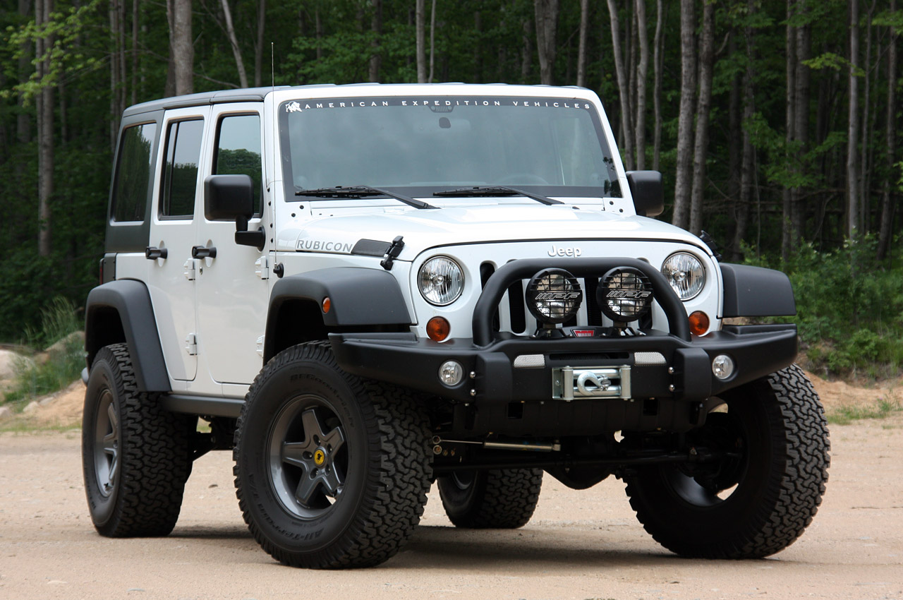 Jeep Certified Pre Owned >> 2011 AEV Jeep Wrangler Hemi - Autoblog