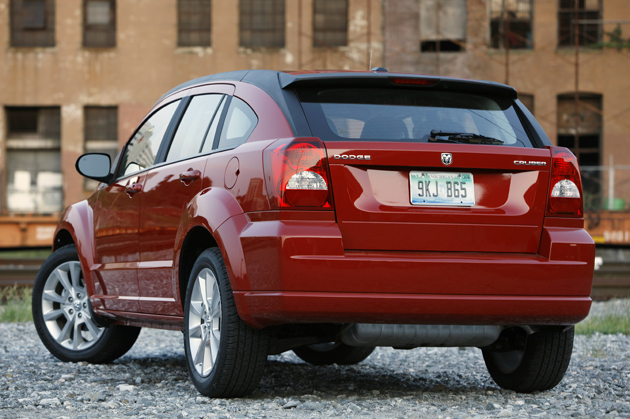 Jeep Certified Pre Owned >> 2011 Dodge Caliber Heat - Autoblog