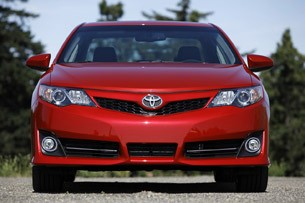 2012 toyota camry front bumper