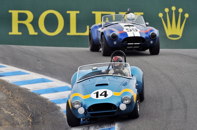 2012 Monterey Motorsports Reunion to feature 50th
