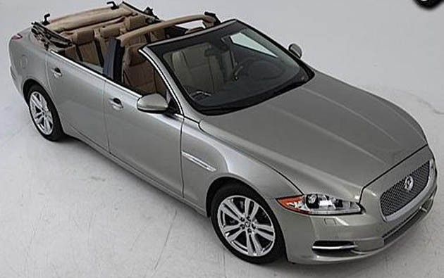 Newport Convertible Engineering Chops The Top Off Jaguar Xj Evoxforums Mitsubishi Lancer Evolution X Forums