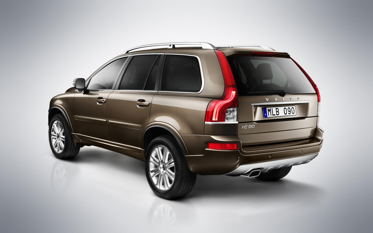 Volvo Xc90 Commercial >> Volvo XC90 gets modest tweaks for 2012 | Autoblog