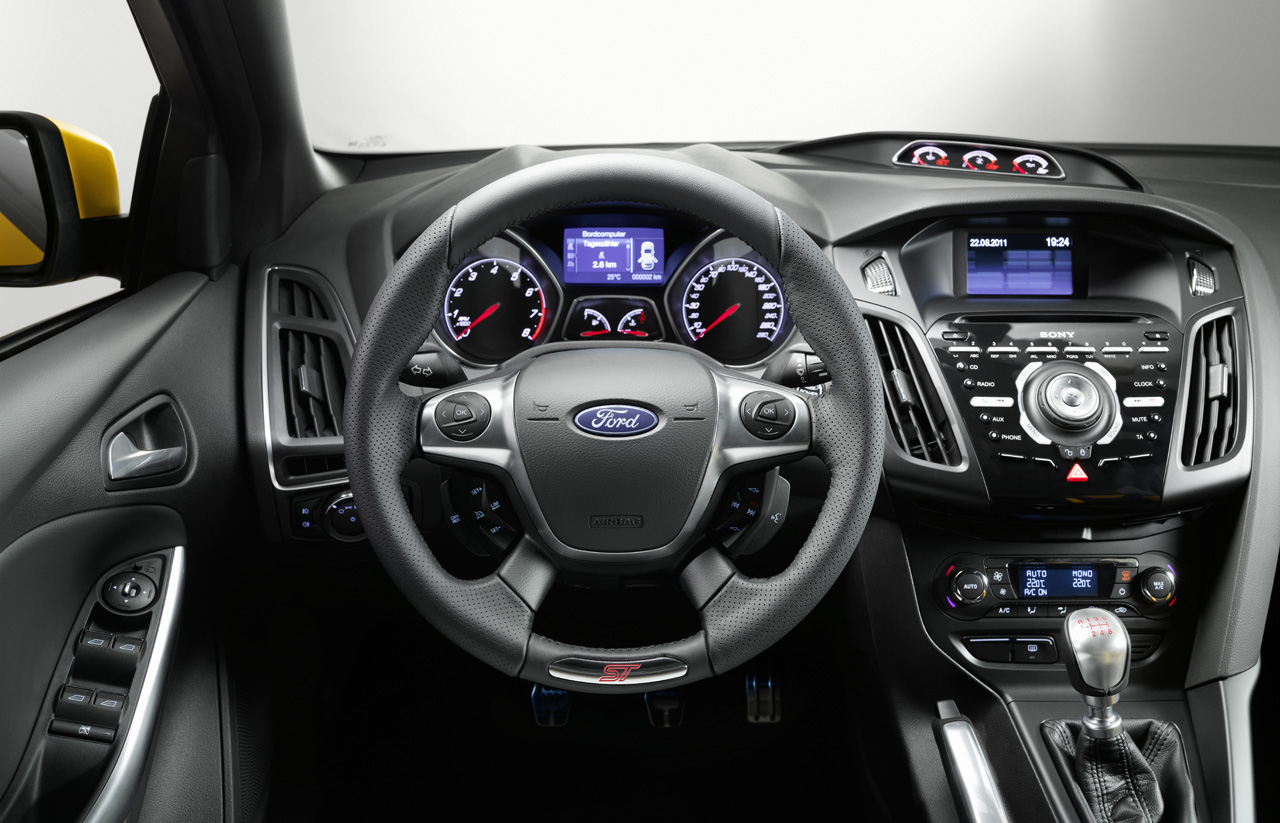 With new strategy, Ford aims for the top