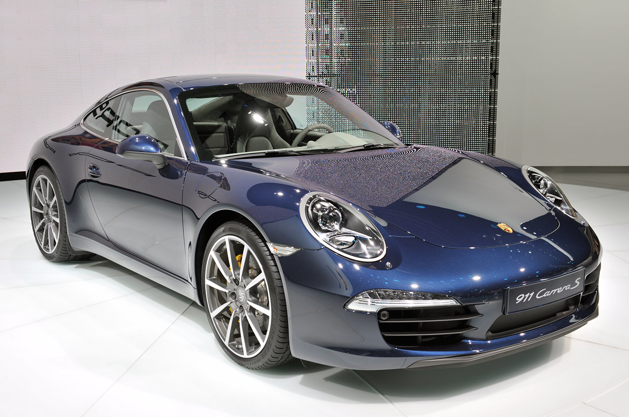 2012 Porsche 911 Carrera S Is Seven Shades Of Awesome [w