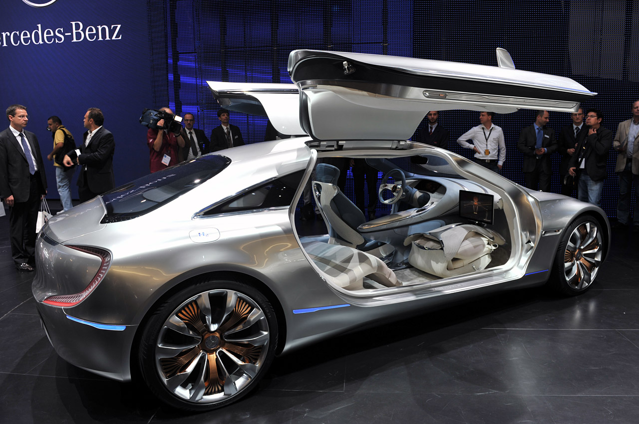 Mercedes Certified Pre Owned >> Mercedes F-125! previews a plug-in hydrogen future [w/video] - Autoblog