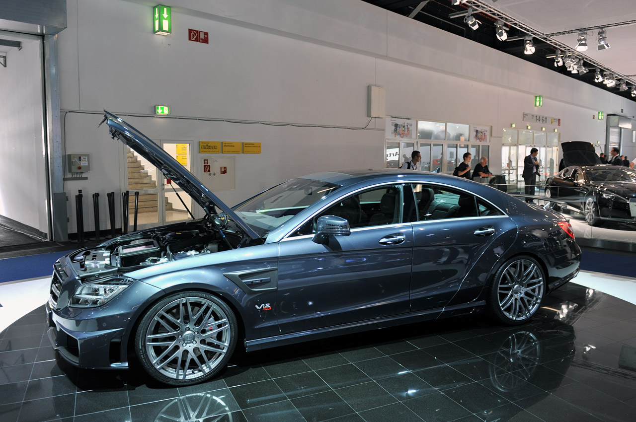 Mercedes Certified Pre Owned >> Brabus outdoes itself with 230-mph Rocket 800 - Autoblog