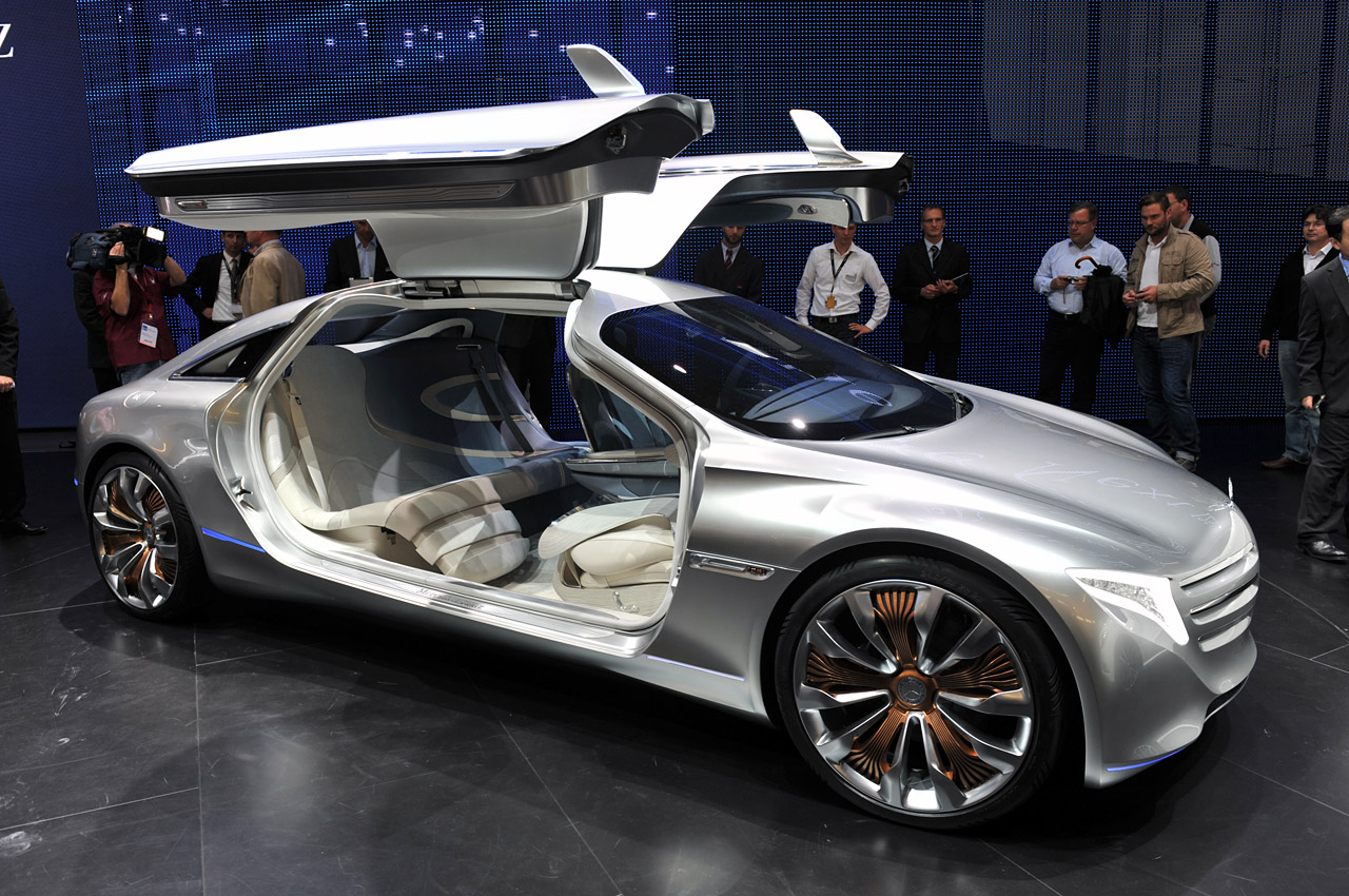 Mercedes Pre Owned >> Mercedes F-125! previews a plug-in hydrogen future [w/video] - Autoblog