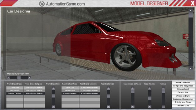 Hollywood Market: Video: Automation will let you build the car of