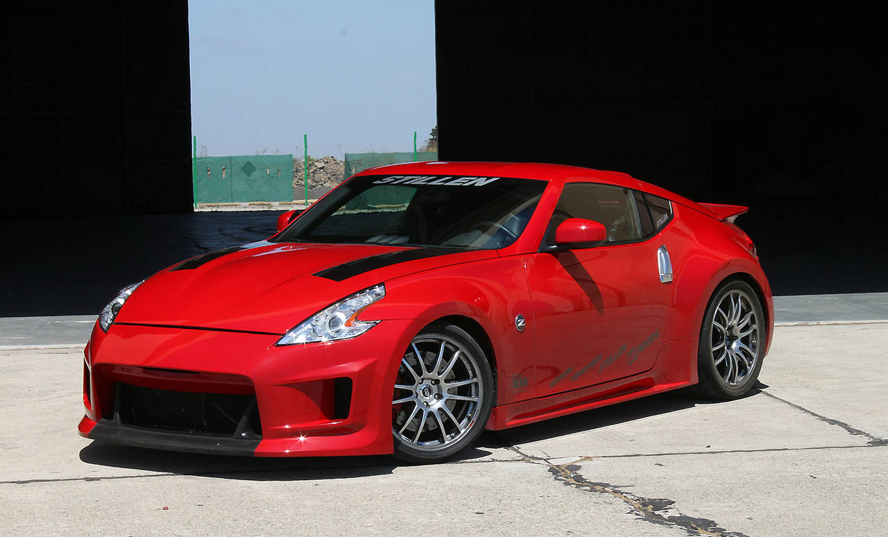 Nissan Certified Pre Owned >> Stillen supersizes power output of Nissan 370Z and Infiniti G37 [w/video] - Autoblog