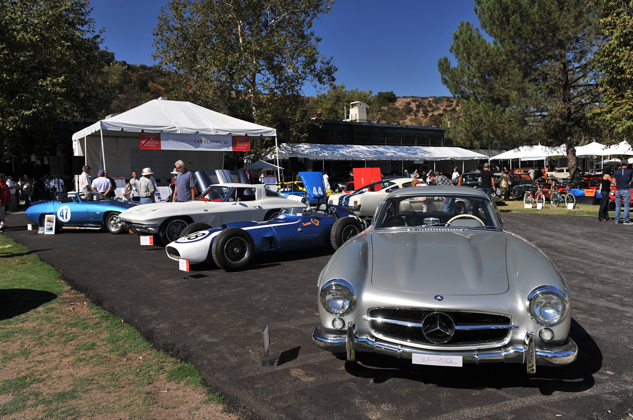 Southern California Classic: 2011 Art Center Car Classic Celebrates Southern California