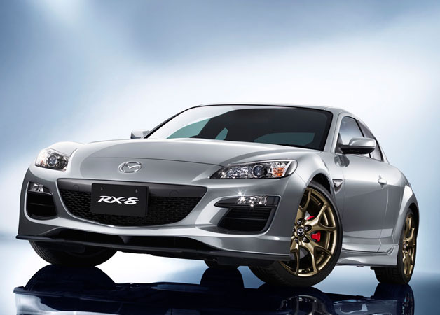 Mazda Extends its Production of RX-8 SPIRIT R Special Edition