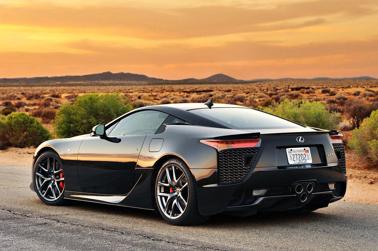 Black Book Car Values >> Lexus: No plans for LFA replacement anytime soon   Autoblog