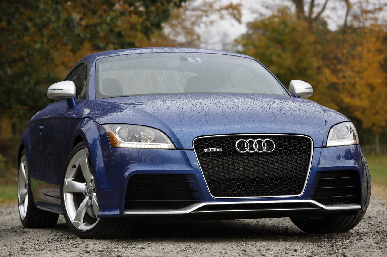 Audi Certified Pre Owned >> 2012 Audi TT RS - Autoblog
