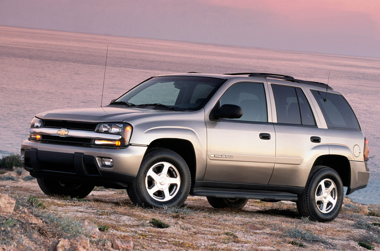 GM re-recalls 11k SUVs - Autoblog