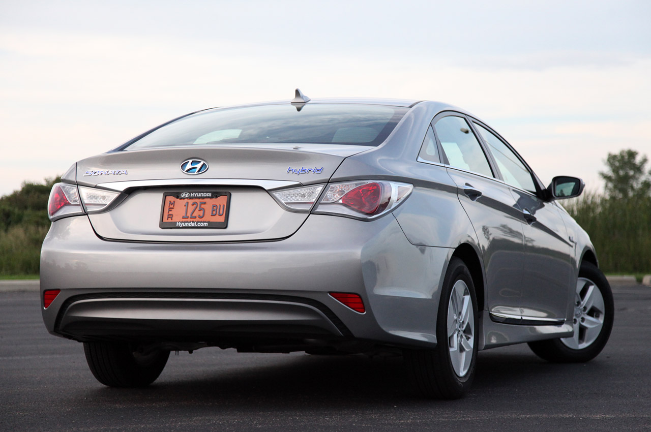 2011 Hyundai Sonata Hybrid Review Photo Gallery Autoblog