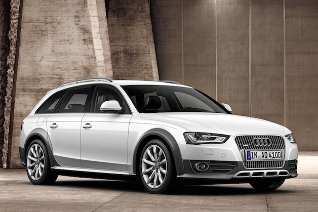 2013 audi a4 s4 and a4 allroad quattro fully revealed w video. Black Bedroom Furniture Sets. Home Design Ideas