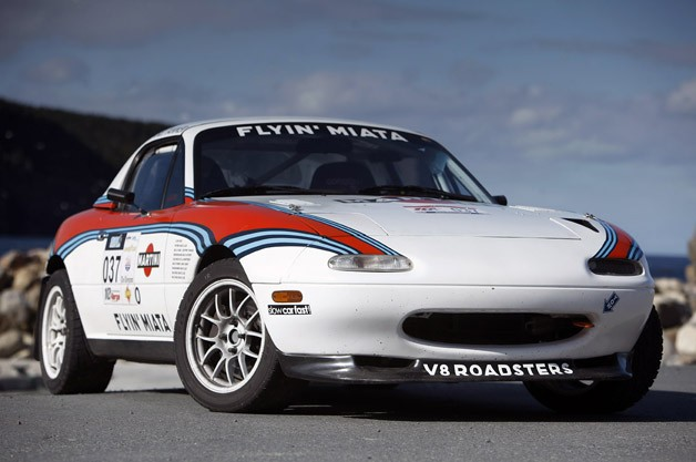 Honest Opinions On Stripes/livery Please - MX-5 / Roadster Forum