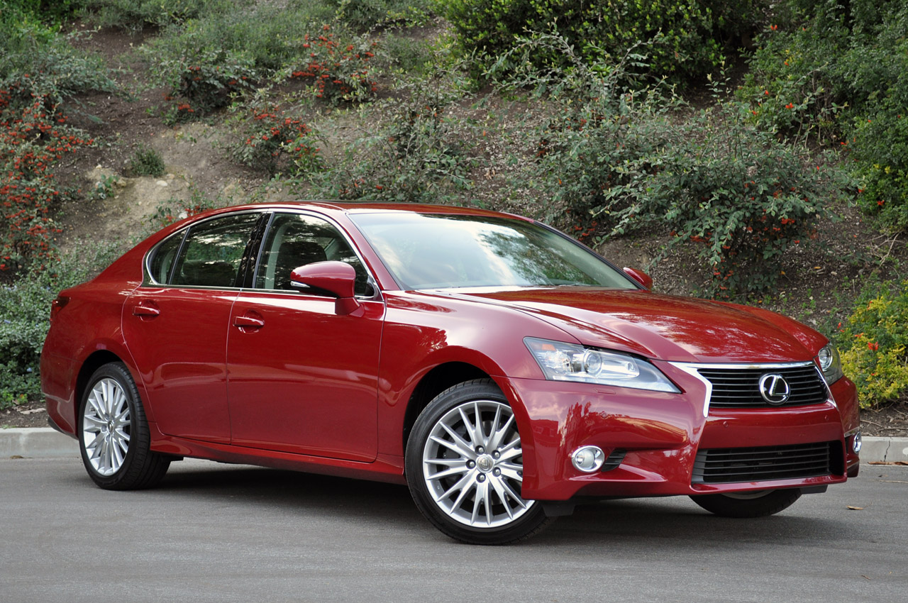 Ls 460 For Sale >> 2013 Lexus GS 350 - Autoblog