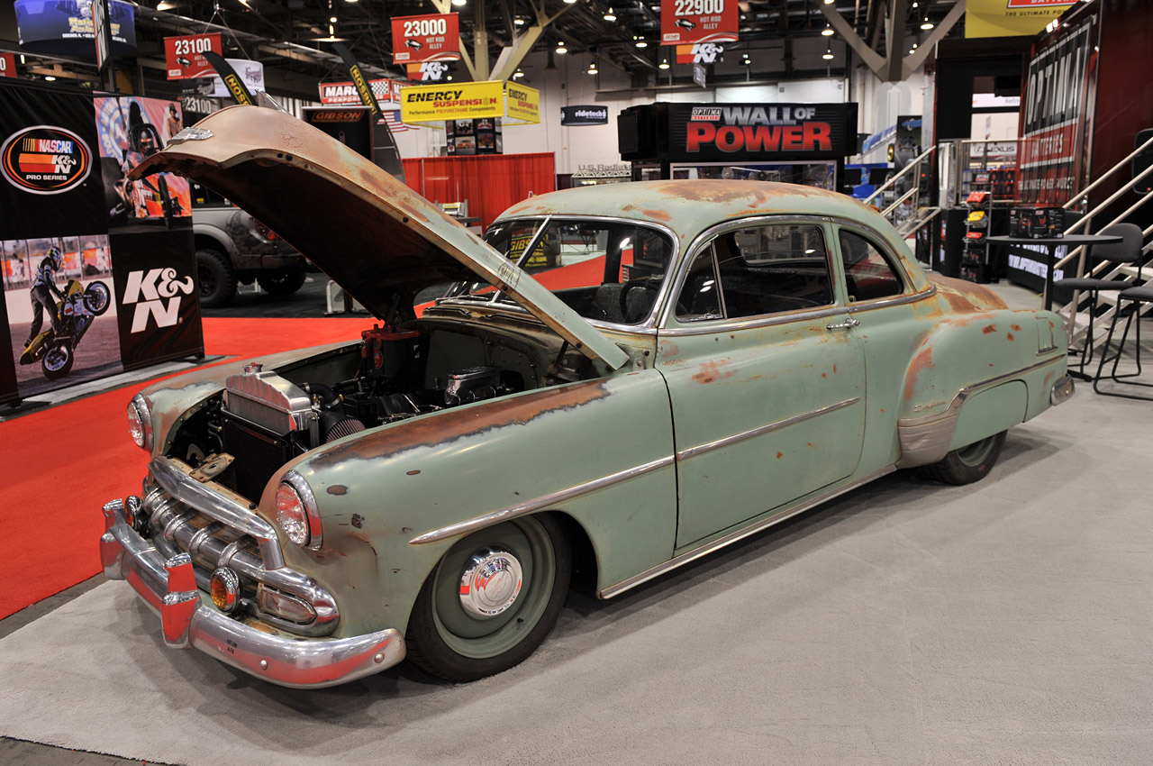 Icon Derelict 1952 Chevrolet Business Coupe Looks Even
