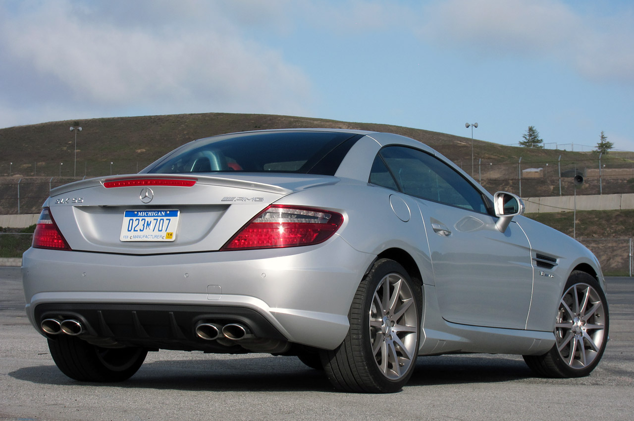 Mercedes Certified Pre Owned >> 2012 Mercedes-Benz SLK55 AMG | Autoblog