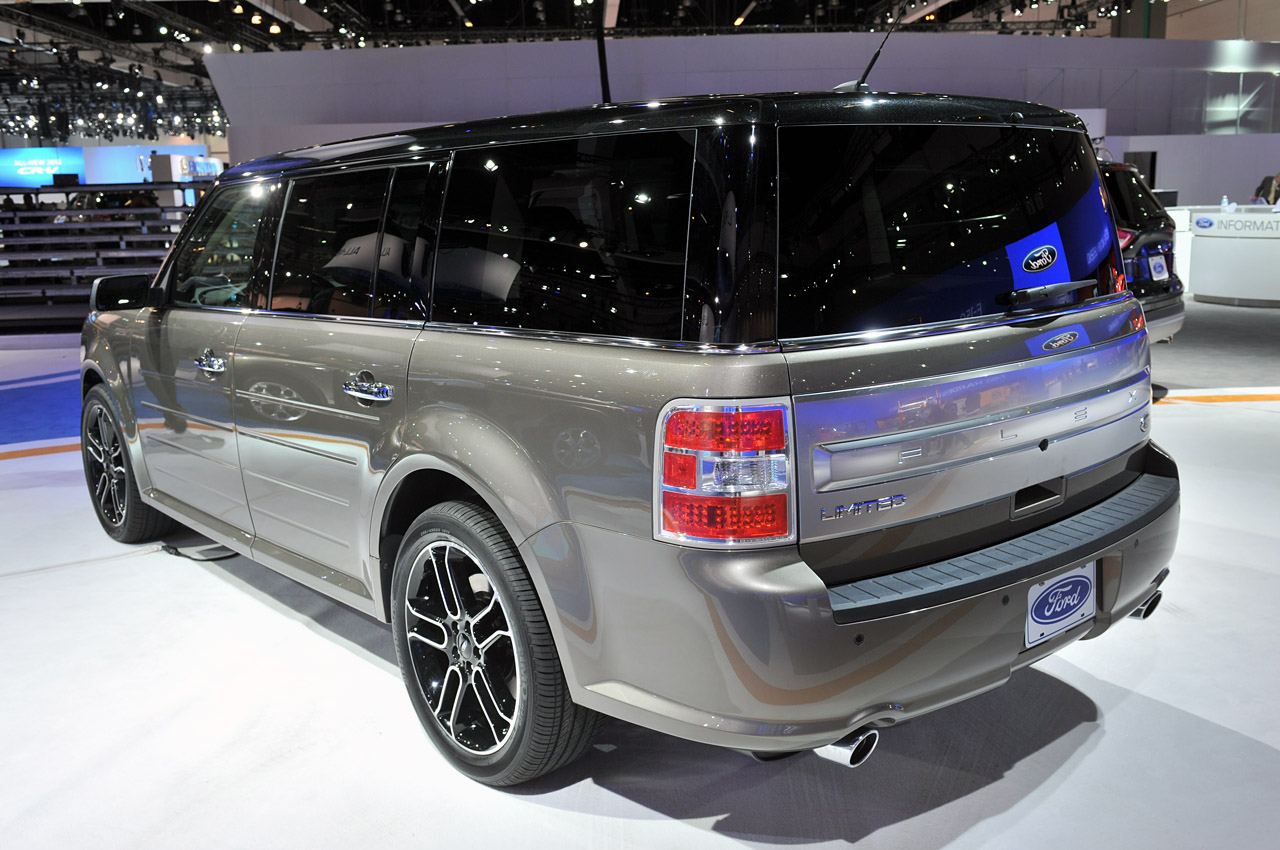 Ford Certified Pre Owned >> 2013 Ford Flex brings the funk - Autoblog