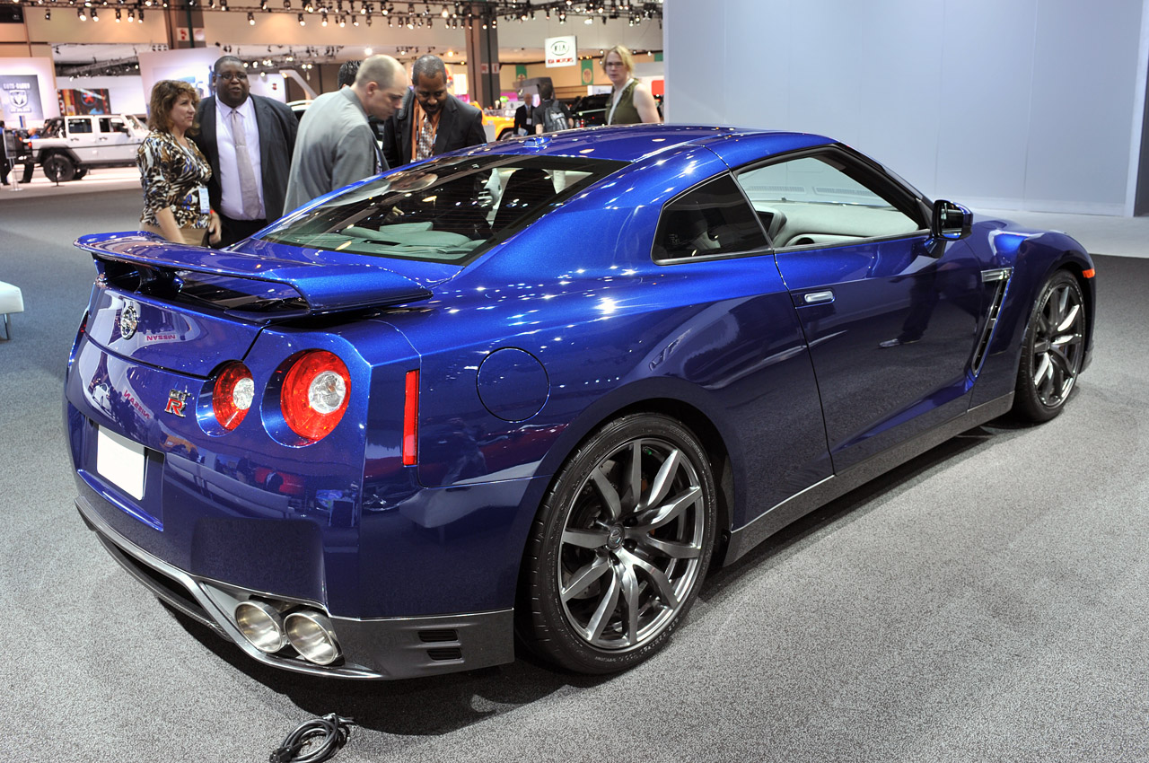 Nissan Certified Pre Owned >> 2013 Nissan GT-R is more of a great thing - Autoblog