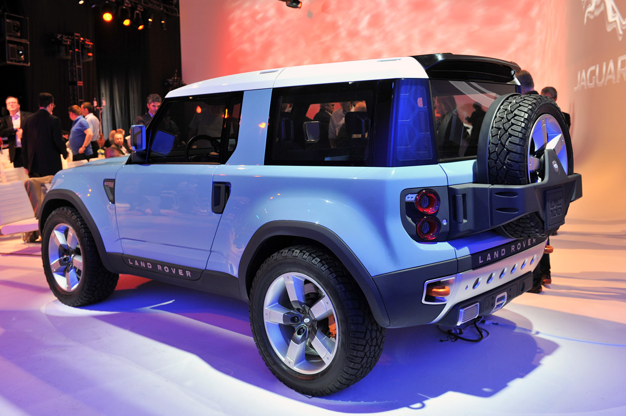 Best Buy Insurance >> Next Land Rover Defender to be built in India? - Autoblog