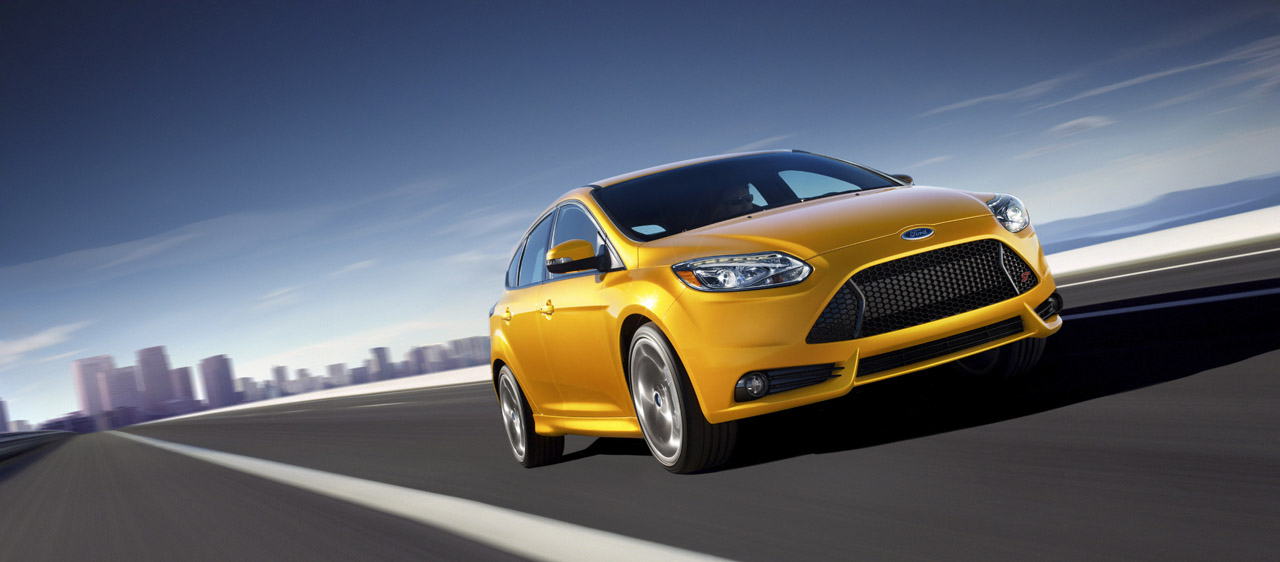 ford focus st sounds  waudio