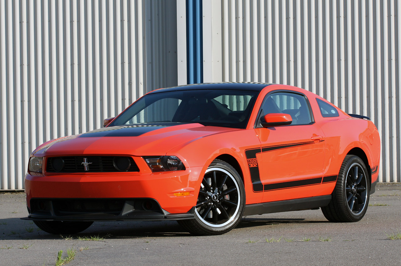2012 ford mustang boss 302 autoblog. Black Bedroom Furniture Sets. Home Design Ideas