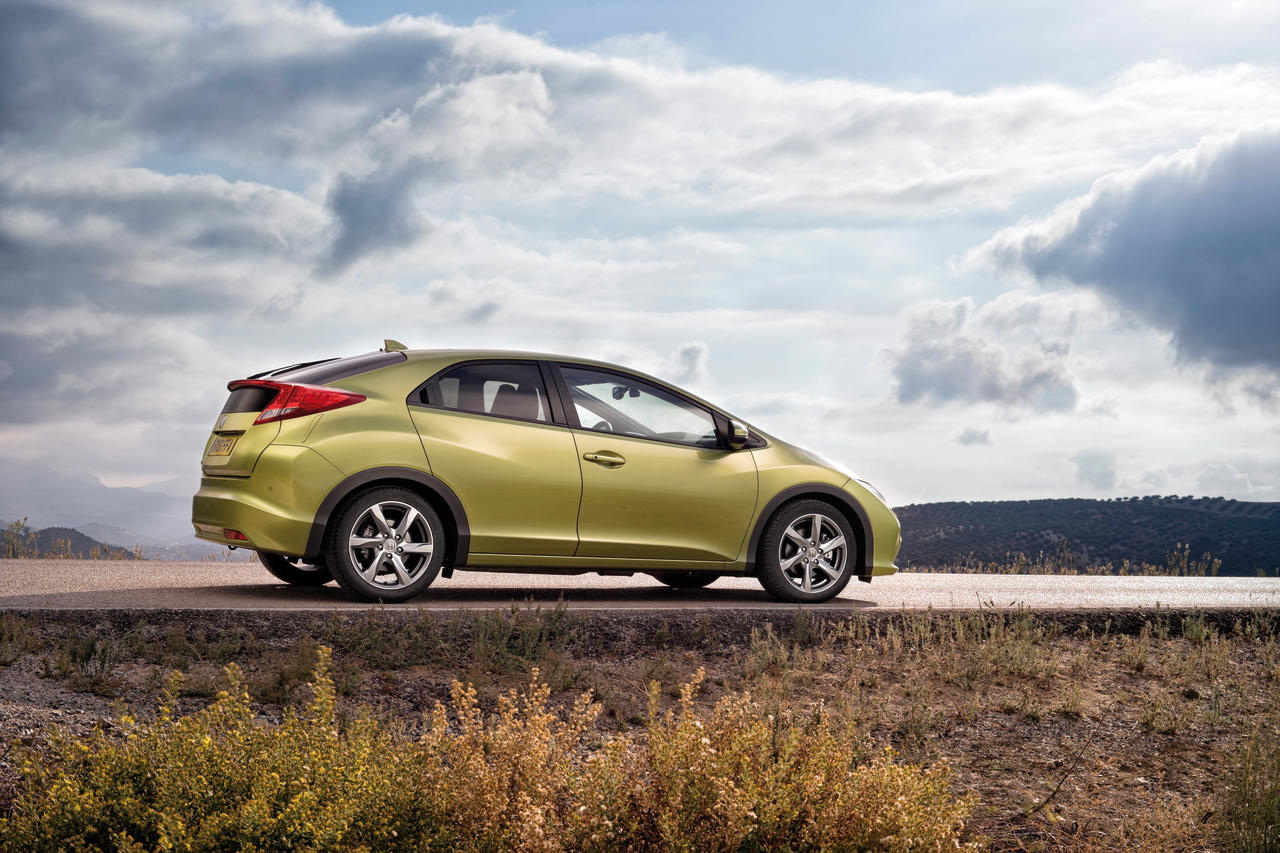 New Honda Civic Type-R approved - Autoblog