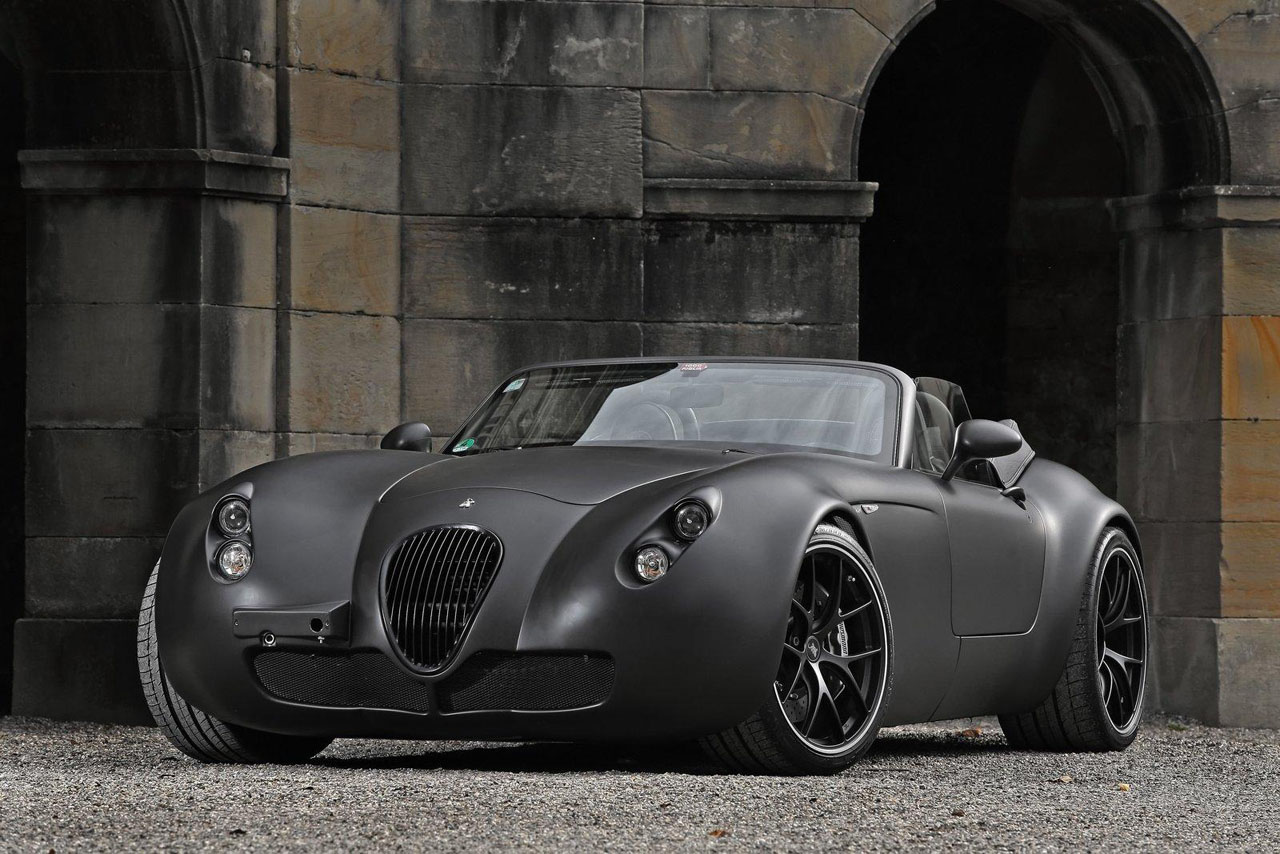 Black Book Car Values >> Wiesmann MF5 Roadster channels Caped Crusader with Black Bat special - Autoblog