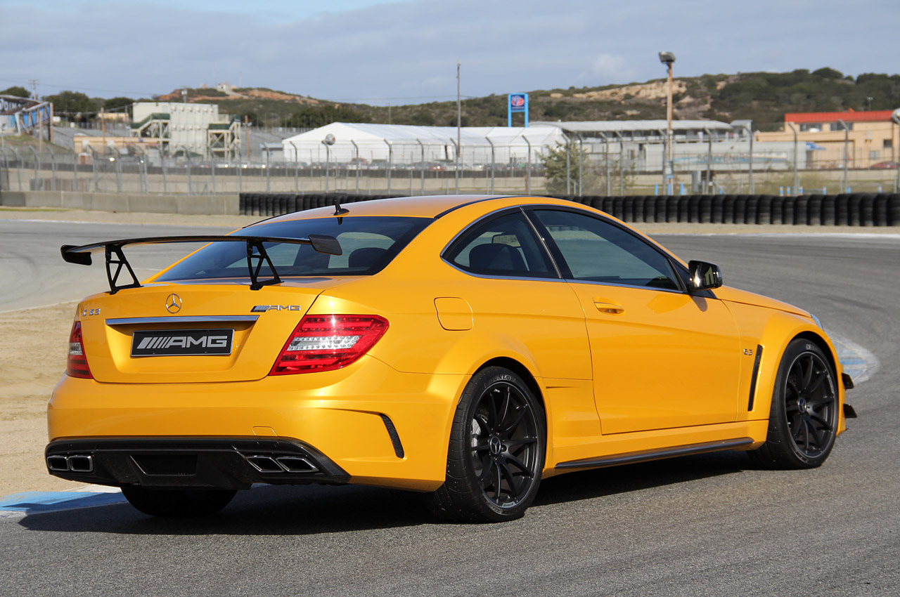Black Book Car Values >> Mercedes-Benz sells out of C63 AMG Black Series coupes - Autoblog