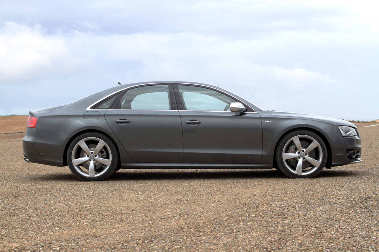 Audi Certified Pre Owned >> 2012 Audi S8 - Autoblog