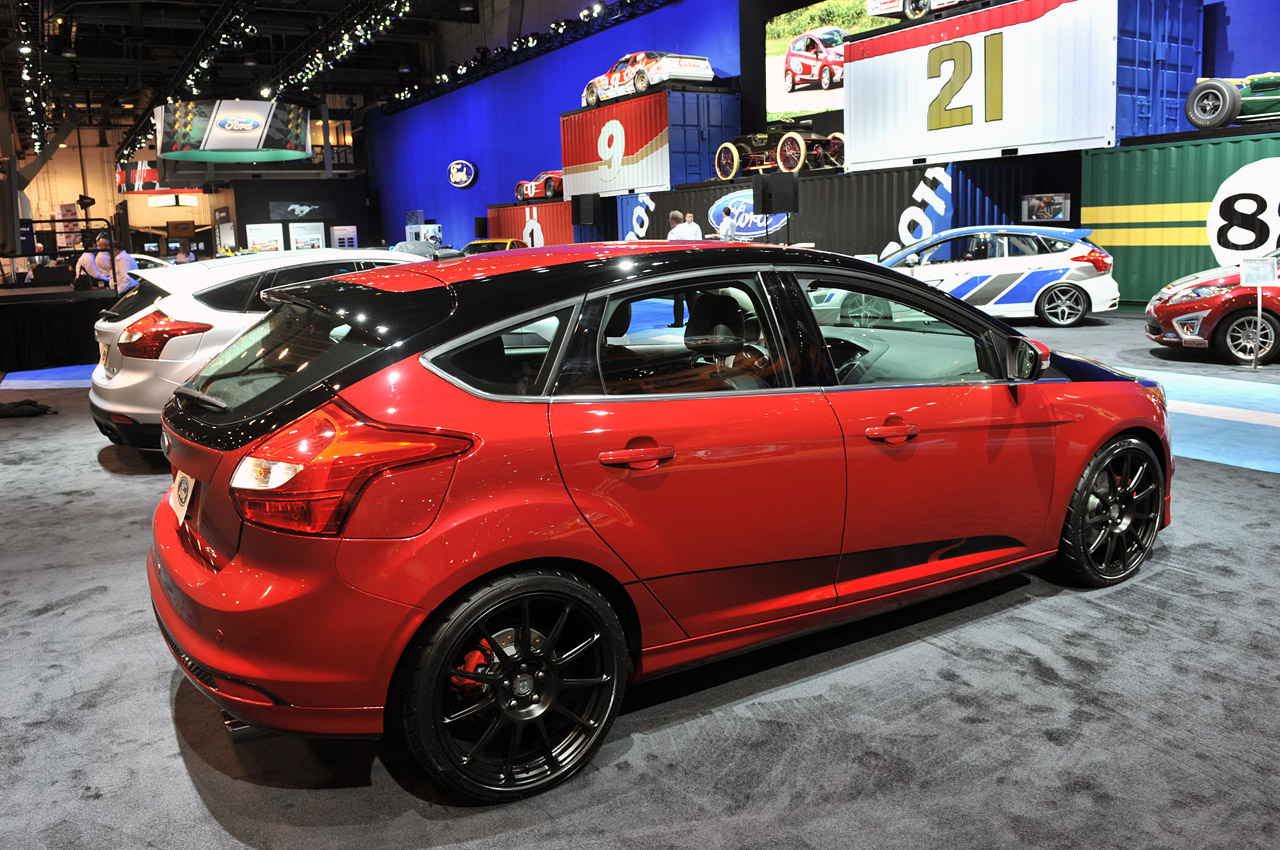 ford focus hatches wicked tuner concepts autoblog. Black Bedroom Furniture Sets. Home Design Ideas