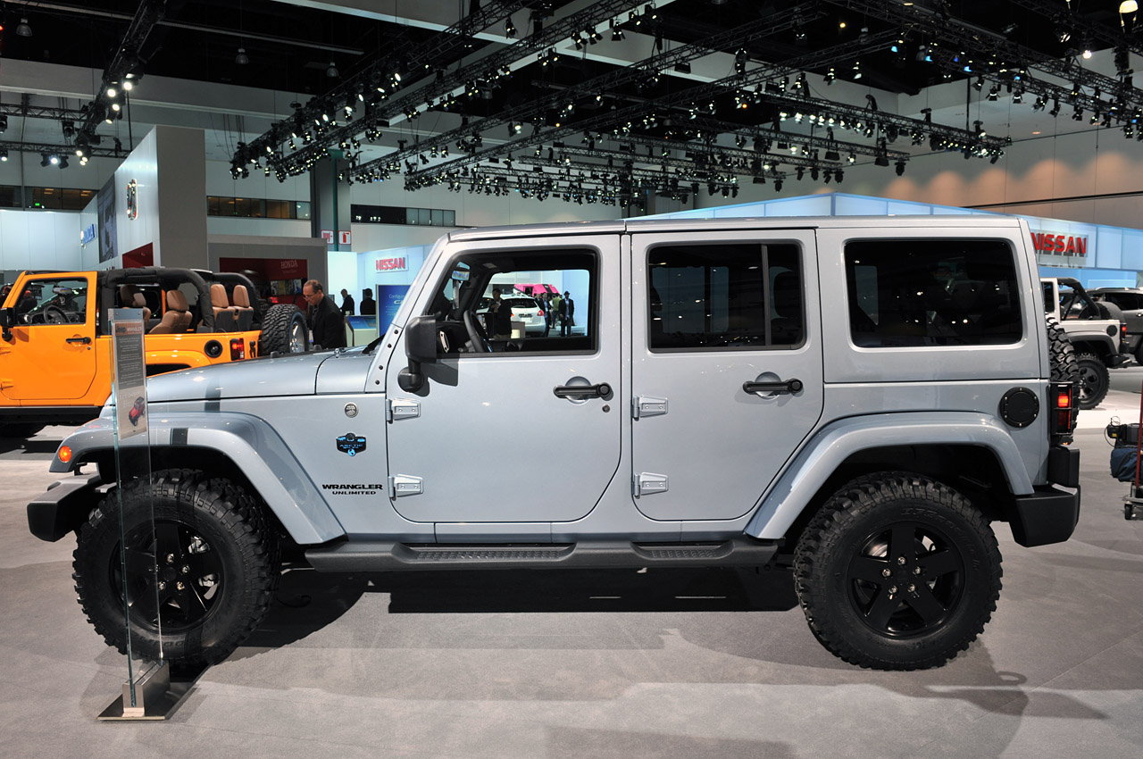 Acura Certified Pre-Owned >> 2012 Jeep Wrangler Arctic Edition: LA 2011 Photo Gallery ...