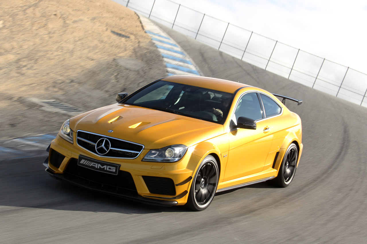 2012 mercedes benz c63 amg coupe black series review photo gallery autoblog. Black Bedroom Furniture Sets. Home Design Ideas