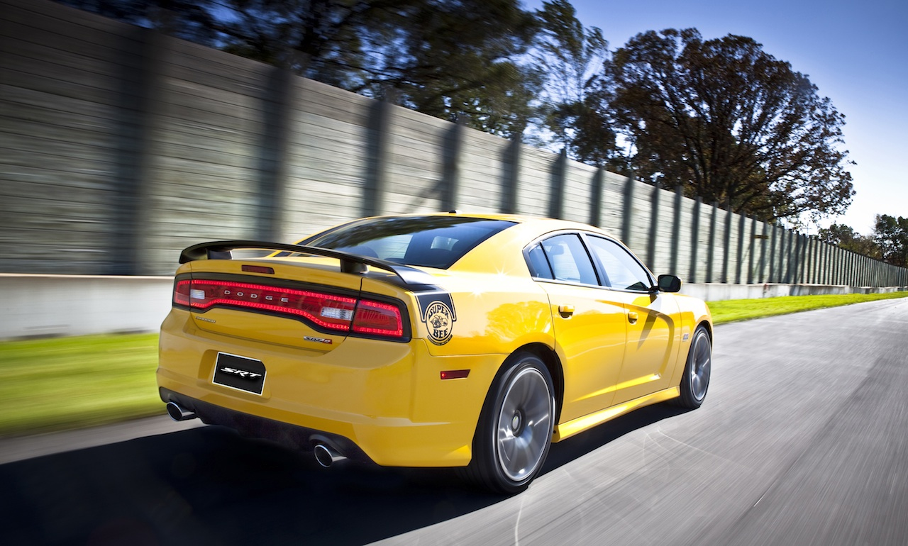 2012 dodge charger super bee and challenger yellow jacket photo gallery autoblog. Black Bedroom Furniture Sets. Home Design Ideas