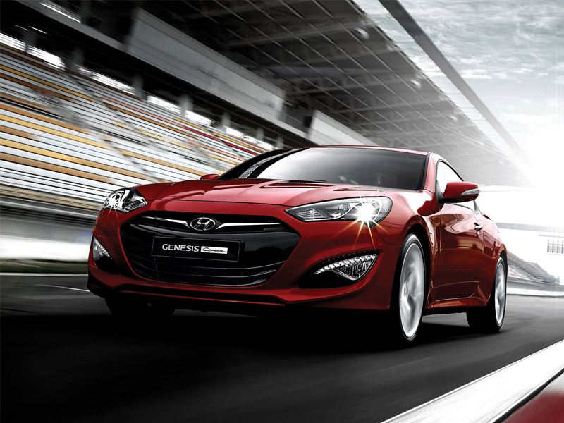 Hyundai Certified Pre Owned >> 2013 Hyundai Genesis Coupe to get 350-hp V6, 275-hp turbo ...