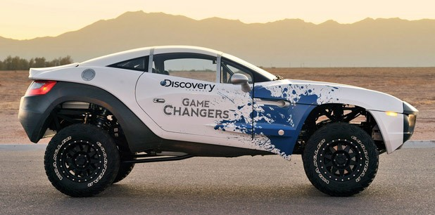 Local Motors Rally Fighter >> Local Motors Rally Fighter W Video Autoblog