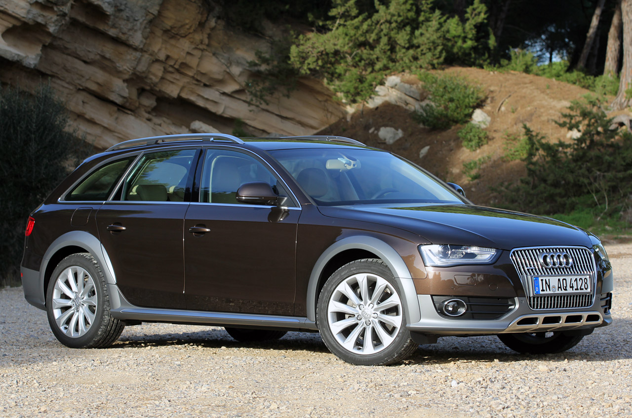 2012 audi a4 allroad quattro autoblog. Black Bedroom Furniture Sets. Home Design Ideas