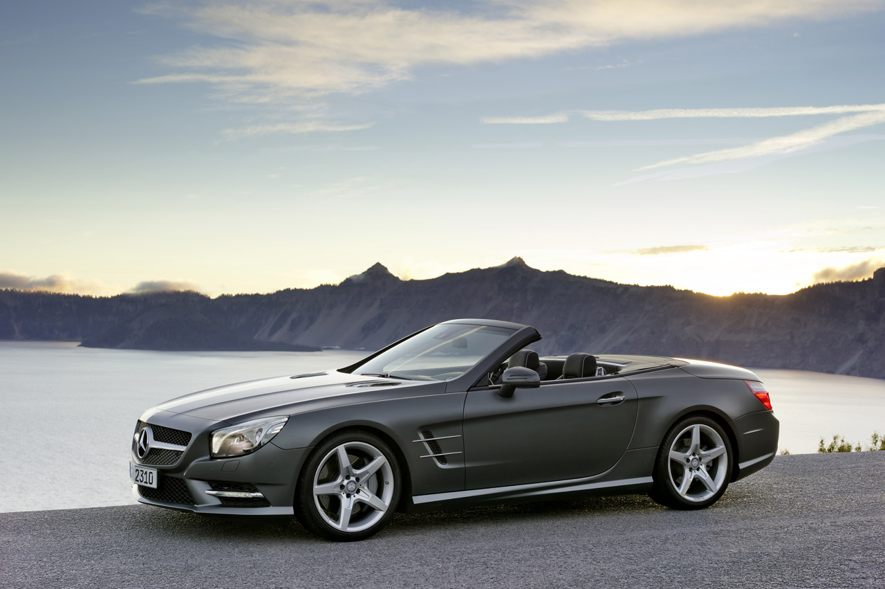 Certified Pre Owned Mercedes >> Ladies and Gentlemen, this is your 2013 Mercedes-Benz SL ...