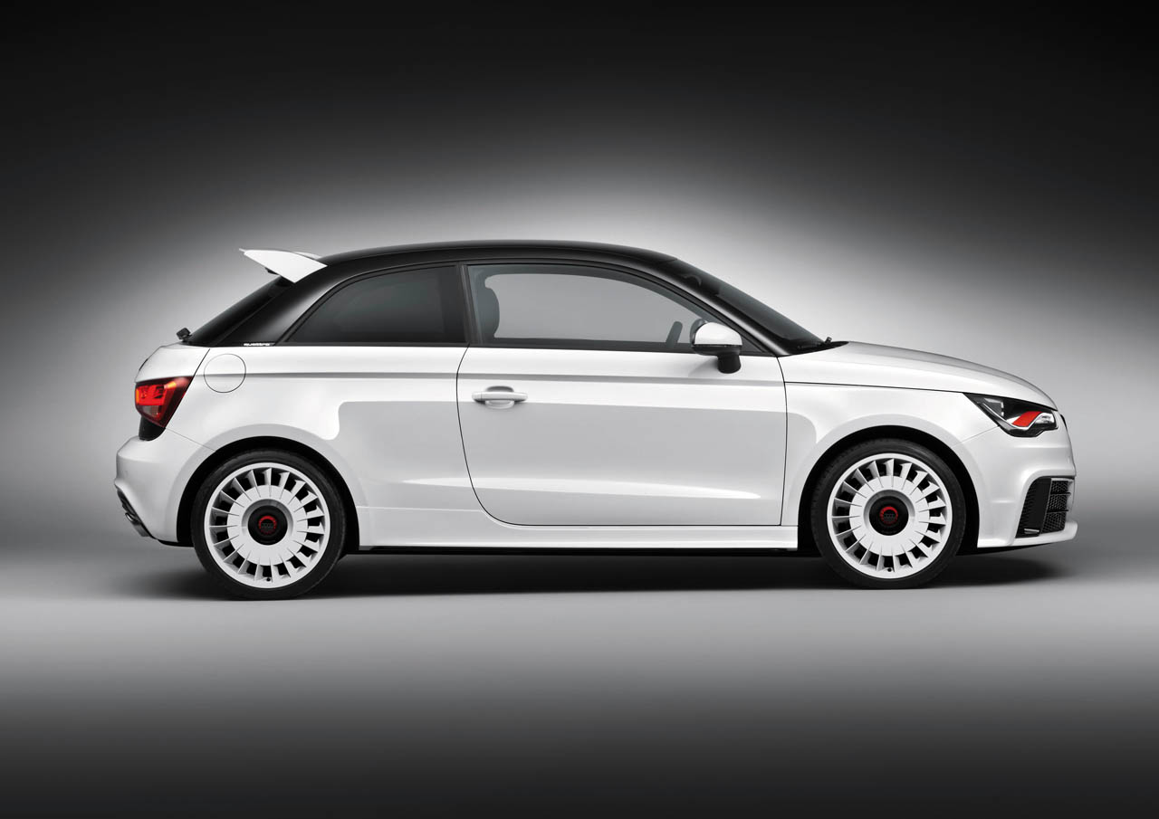 Model Cars For Sale >> Audi creates limited edition, 252-hp A1 Quattro - Autoblog
