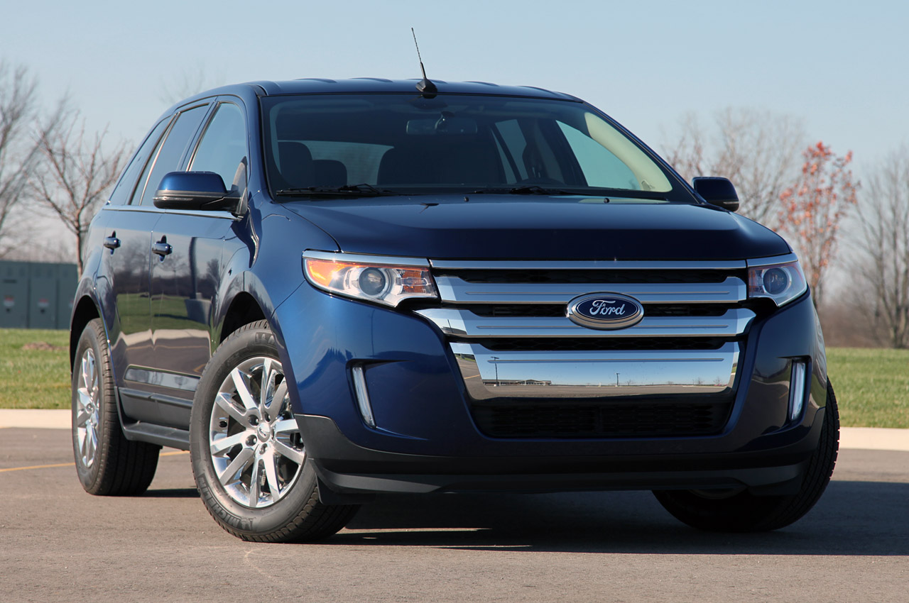 2012 Ford Edge Limited EcoBoost - Autoblog