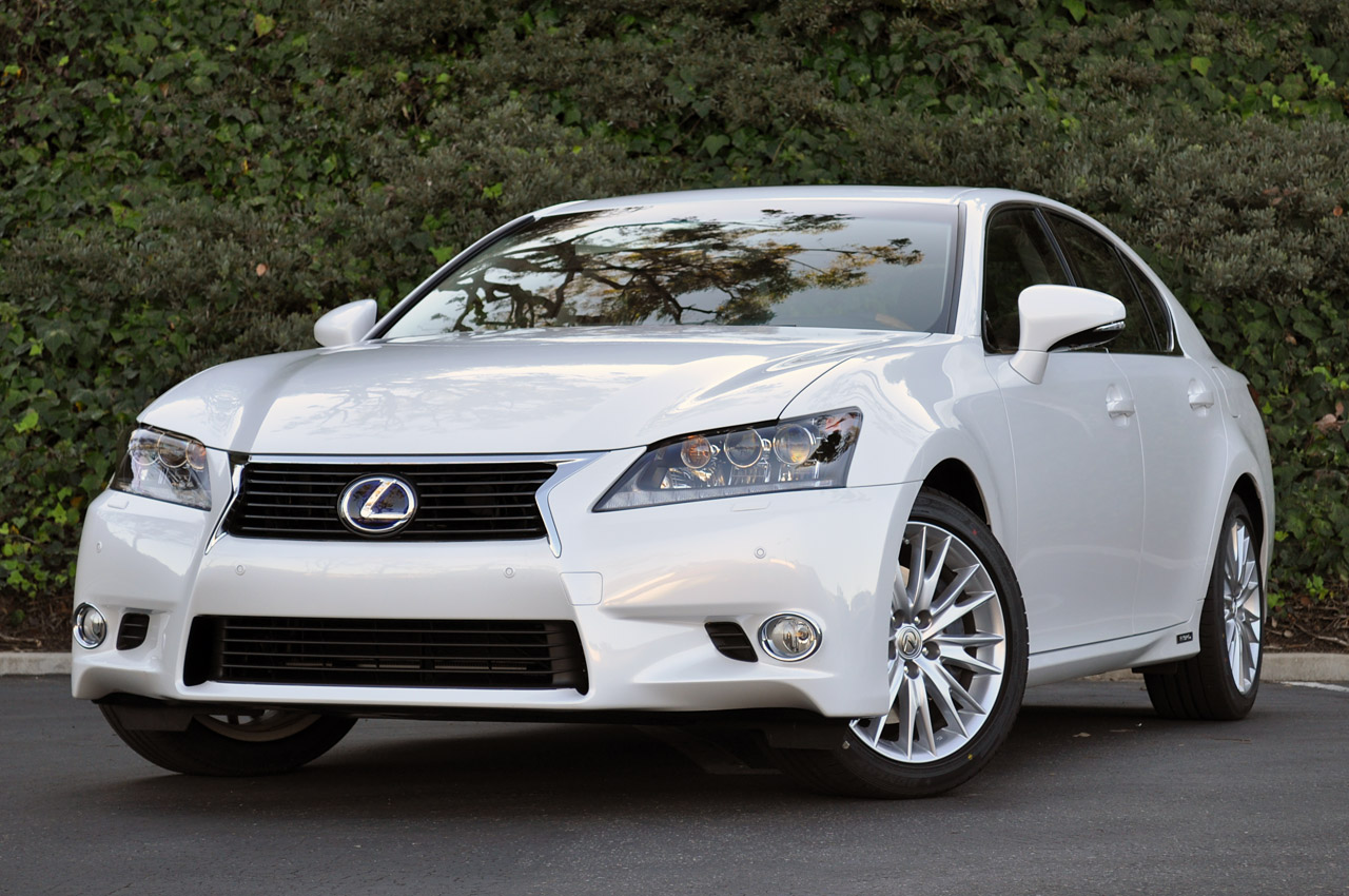 Certified Pre Owned Lexus >> 2013 Lexus GS 450h [w/video] - Autoblog
